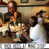 Track: Rick Ross at Wingstop By Jabee